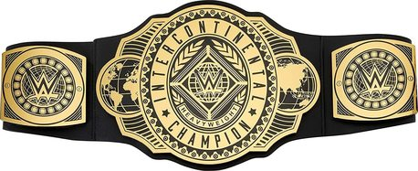 intercontinental belt 2019 przodem
